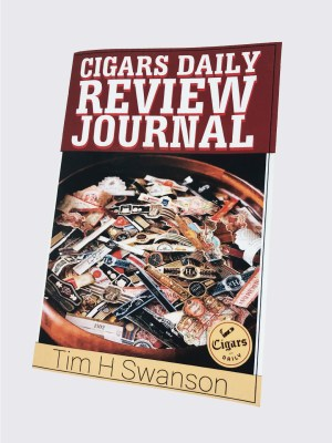 Cigars Daily Review Journal image.