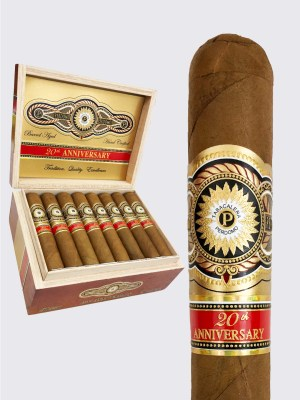 Perdomo 20th Anniversary Connecticut Toro Image.