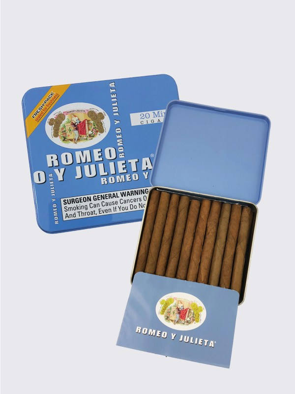 Romeo Y Julieta Cigarillos product image