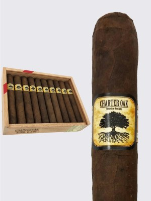 Charter Oak Connecticut Broadleaf image.