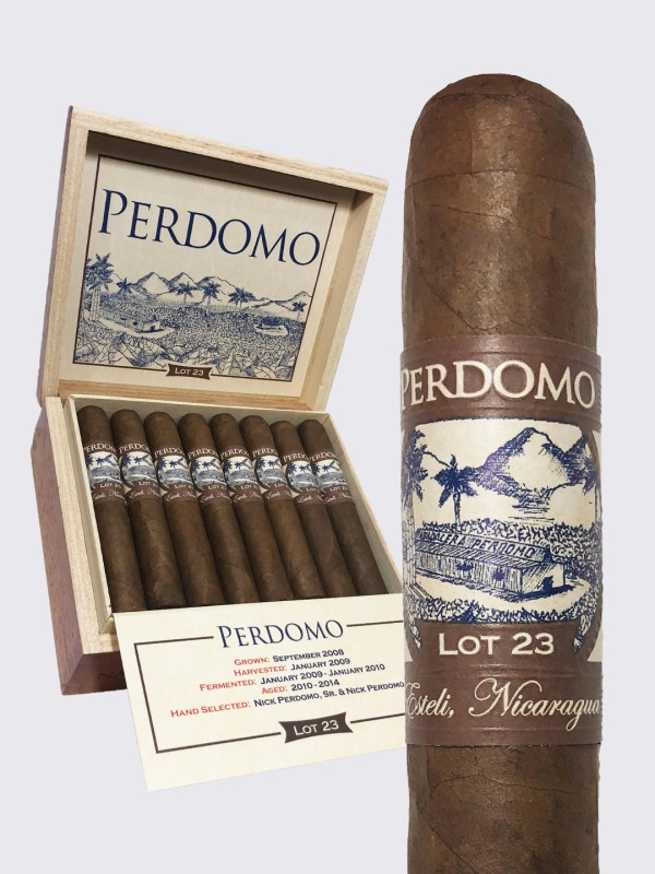 Perdomo Lot 23 Natural Robusto