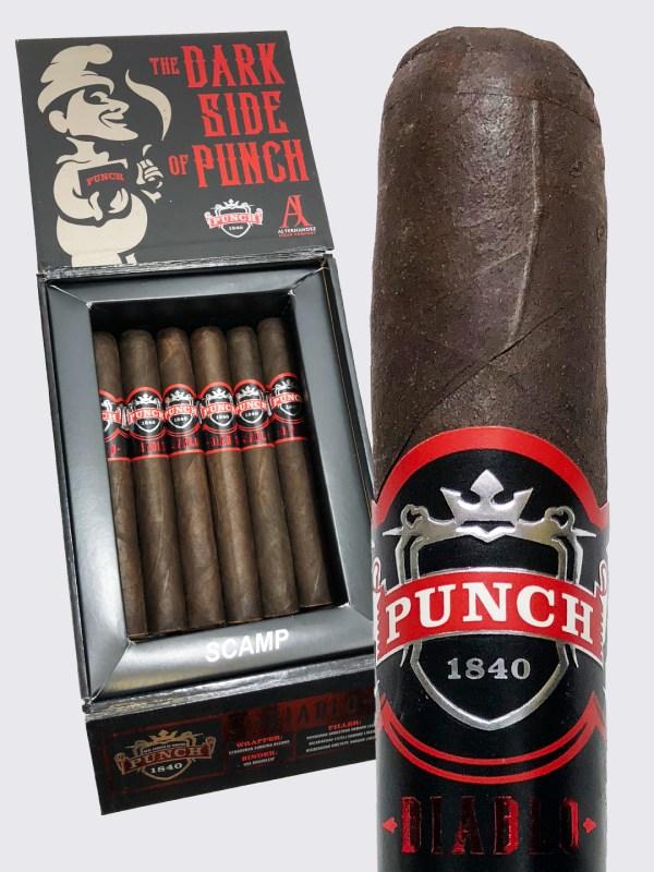 Punch Diablo Scamp
