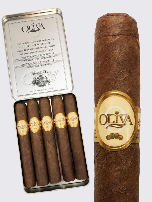 Oliva Serie G Tin of 5