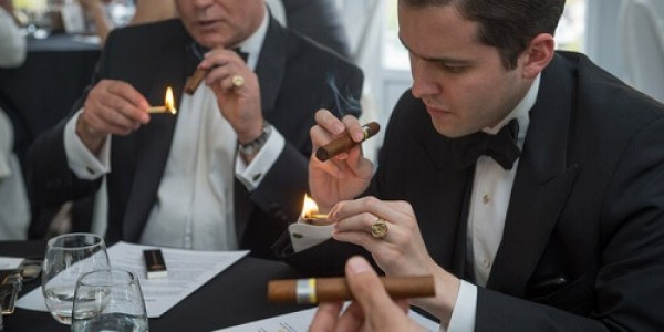 Cigar Smoking World Championship – ©Cigar journal