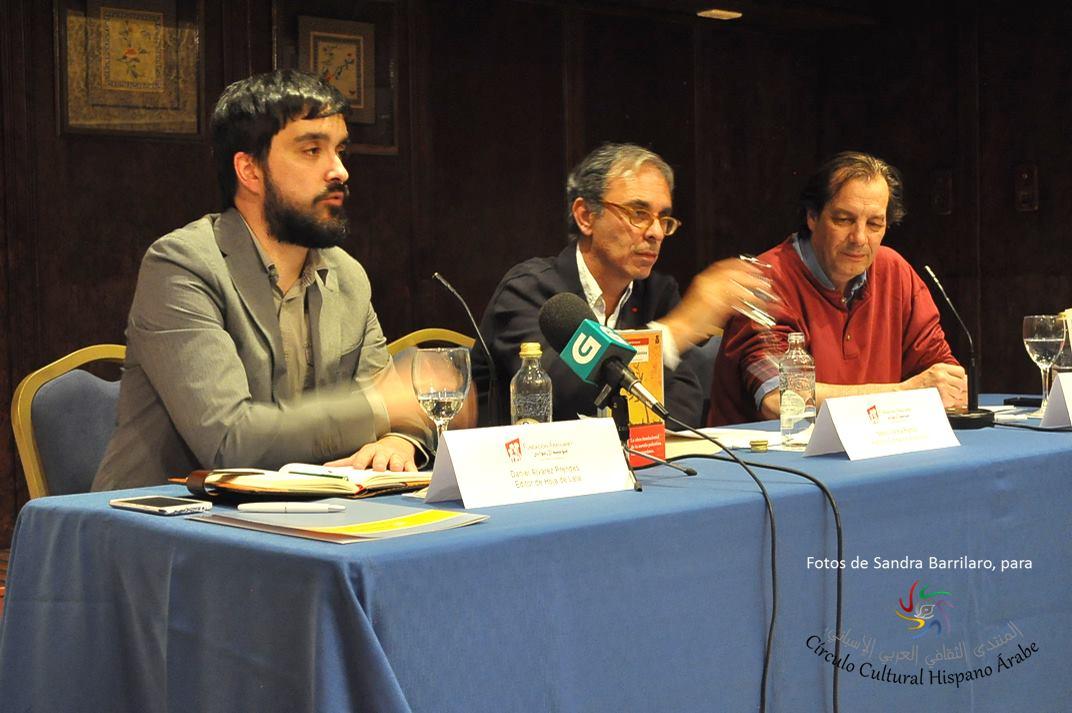 """Presentación de libros: """"Una trilogía palestina"""" y """"Palestina una historia moderna"""""""