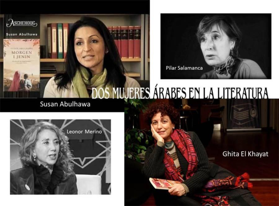 Evento: Dos mujeres árabes en la literatura.