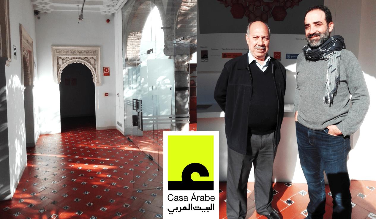 Reunión con el director de Casa Árabe de Córdoba