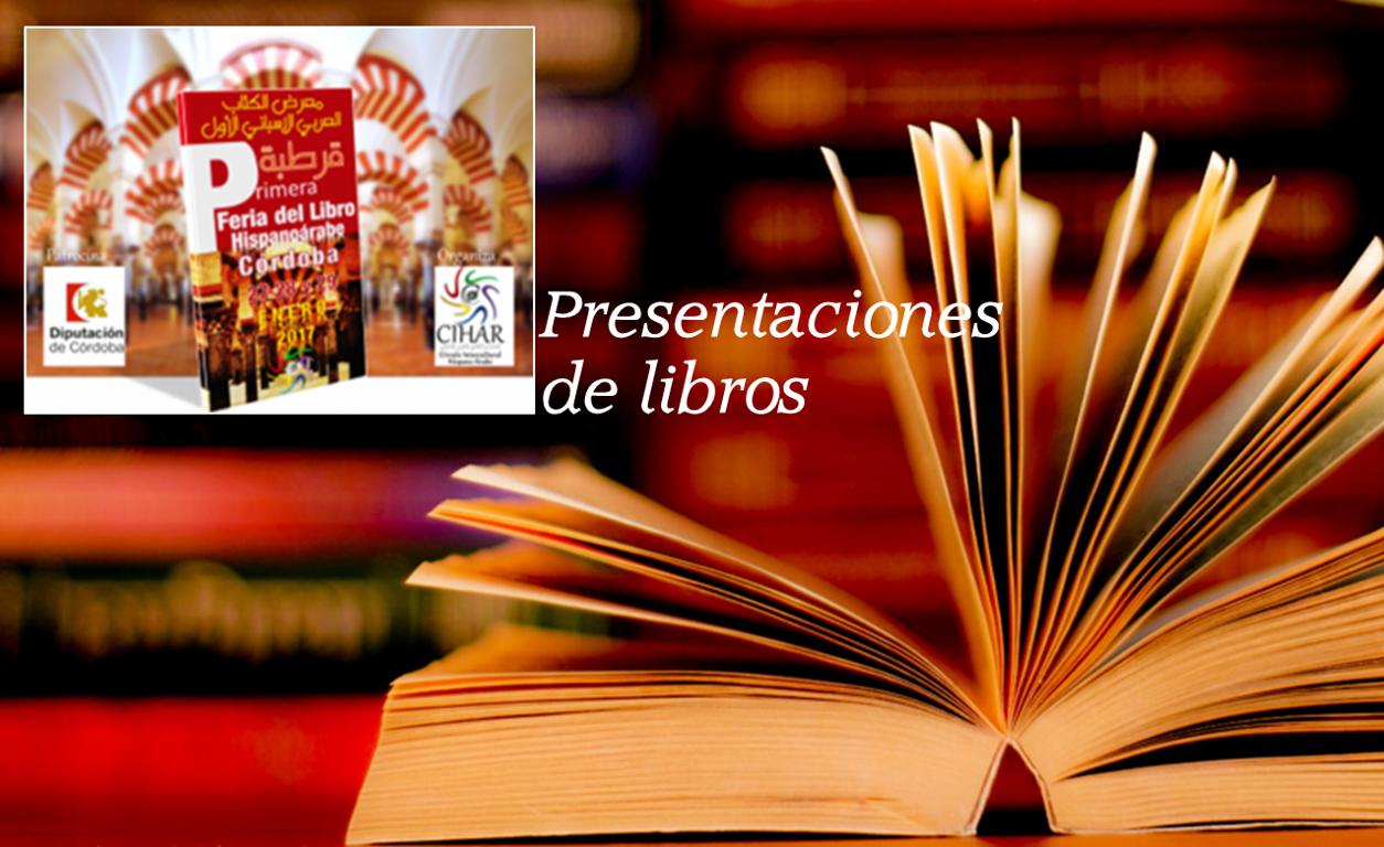 Lista de libros que se presentan en la I Feria del Libro Hispanoárabe – Córdoba