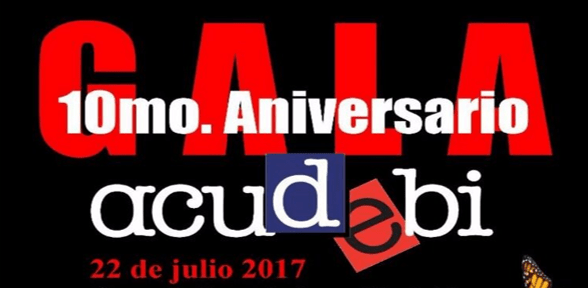 Acudebi celebra sus 10 años de trayectoria cultural