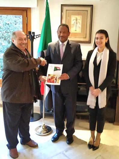 I Sudán 12-02-2019