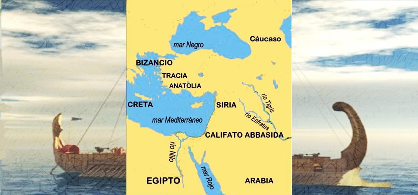 ¿Hubo relación entre los cordobeses de Creta y los piratas de al-Balansĩ?