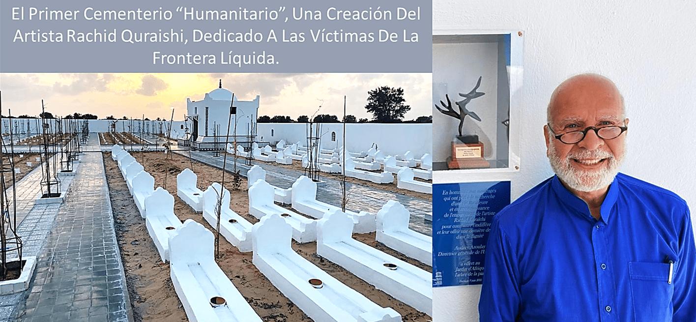 Cementerio humanitario, un Jardín en Túnez
