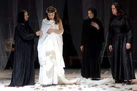 Al kasaba) مسرح وسينماتك القصبة - مسرحية عرس الدم | Facebook