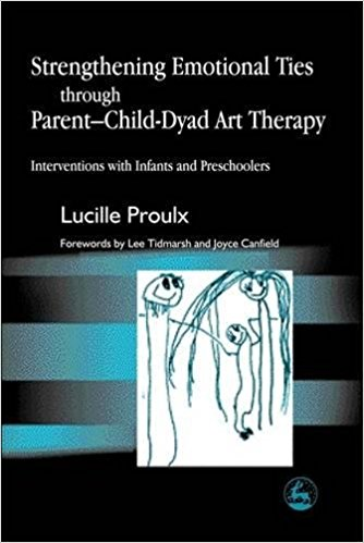 Strengthening Emotional Ties through Parent-Child-Dyad Art Therapy: Interventions with Infants and Preschoolers (E-book)