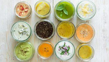 10 найсмачніших заправок до салатів — і можете забути про майонез