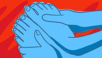 Чому мерзнуть ноги і руки і що з цим робити