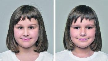 Один з дітей на малюнку – хлопчик, друга – дівчинка. Більшість людей помиляються у виборі