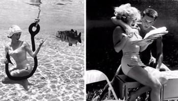 Важко повірити, що ці підводні фото були зроблені 1938 року