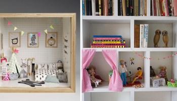 Ляльковий будиночок своїми руками: 8 чудових ідей