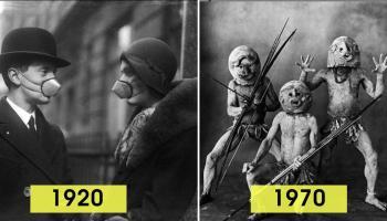 17 історичних фотофактів, про які раніше ніхто не здогадувався