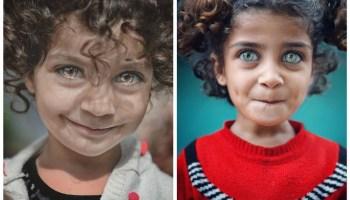 Чудові фото дитячих очей, які сяють яскравіше всіх діамантів світу!