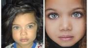 20 дітей, які успадкували красу від різних народів світу