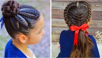 Мама робить своїм дочкам неймовірні зачіски, знімками яких ділиться в мережі