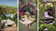 20 чарівних ідей для прикраси вашого саду