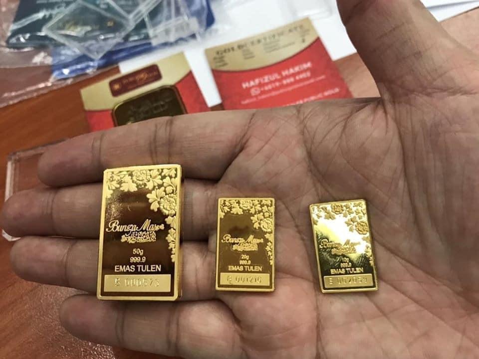 Apa Beza Jongkong Emas Dengan Dinar Emas