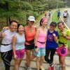 finding a good running group helps!