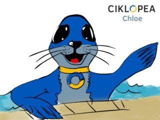 Meet Chloe, the Mascot of Ciklopea | Blog | Ciklopea