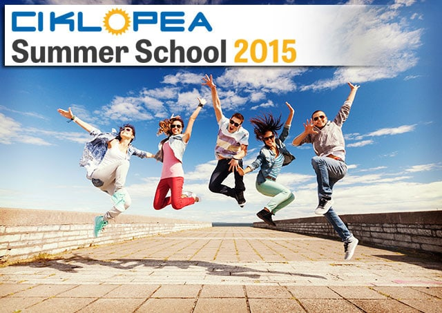 Ciklopea Summer School 2015 | News | Blog | Ciklopea