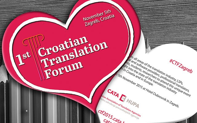 The First Croatian Translation Forum – Ready to Roll | Blog | Ciklopea