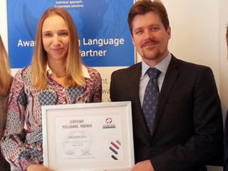 Ciklopea Awarded Employer Partner Certificate for 2015 | Ciklopea