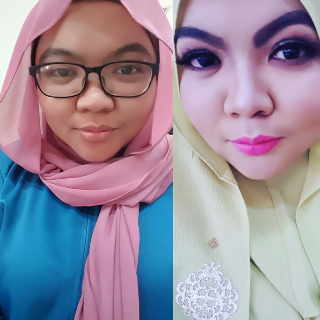Makeup By Fetriany Touch - KBBA9 Pre-Aidilfitri 2016