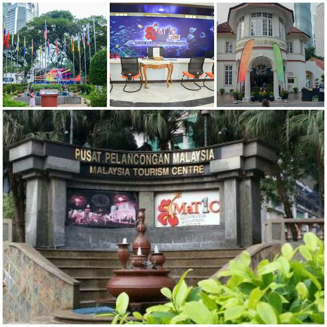 Malaysia Tourism Centre, Jalan Ampang