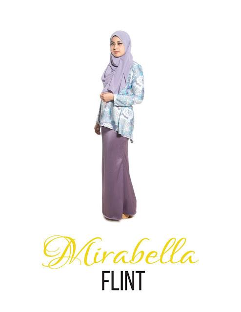 Koleksi Mirabella | Anggun Dari Sweetheart