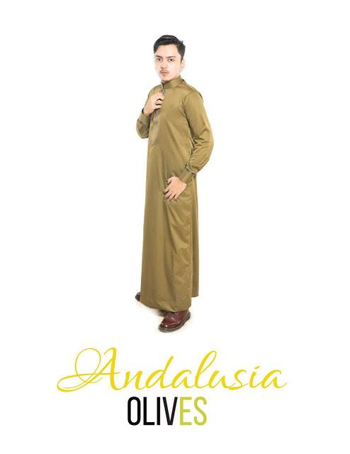 Koleksi Andalusia | Anggun Dari Sweetheart
