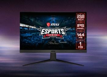 MSI Optix G241 23.8