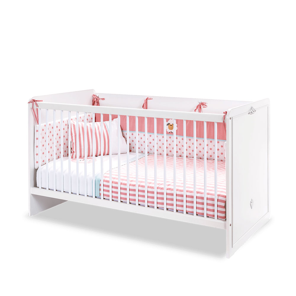 Cilek Romantica Babybett 70x140 Cm Cilek Furniture Europe Offizielle Cilek Partner In Europa