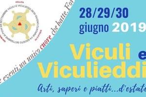 Pollica, Viculi e Viculieddi – dal 28 al 30 Giugno 2019