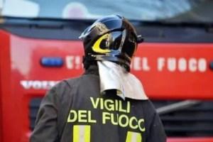 Agropoli, torna operativo il distaccamento estivo dei Vigili del fuoco