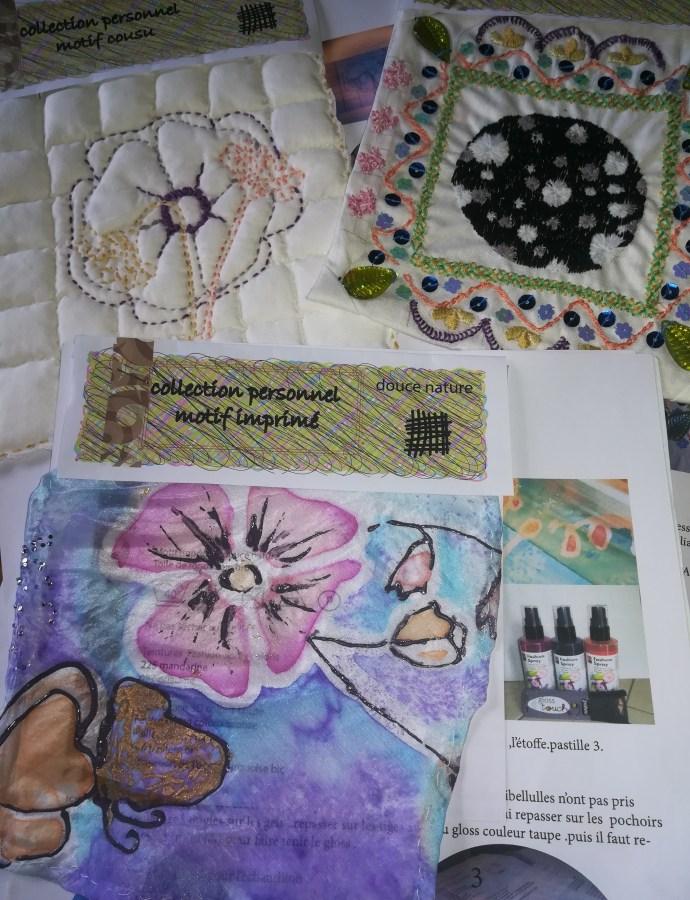 Petites créations textiles
