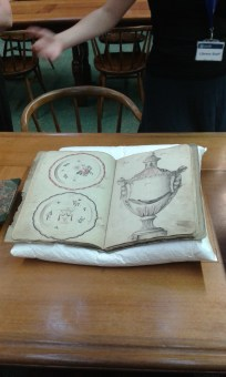 Pottery maker's catalogue