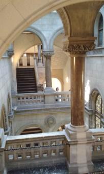 Warren-like dual staircases