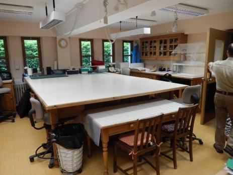 Conservation suite.