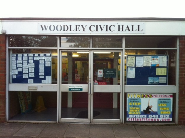 Woodley Civic Hall