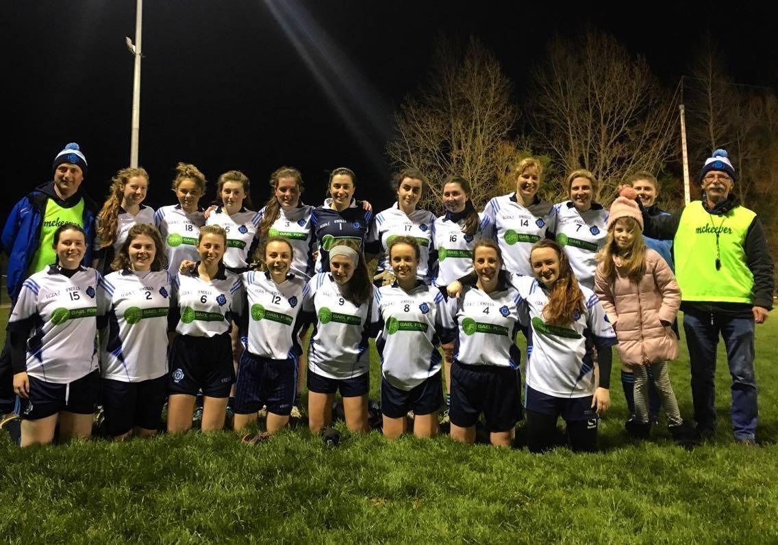 Ladies Division 5 vs Donaghmore Ashbourne