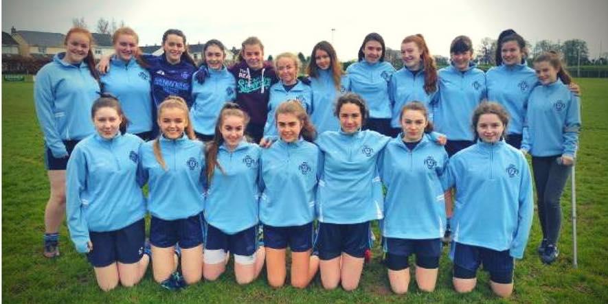 U16 Cilles Blue team – Progress to Semi-Final