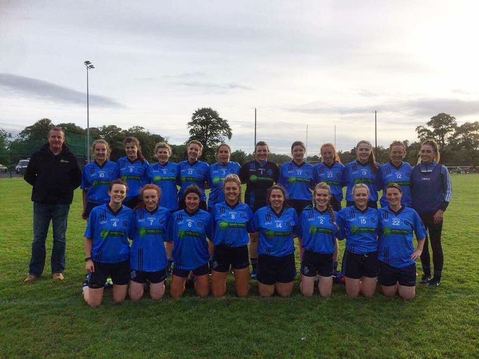 St Colmcilles Ladies Edged Out By Na Fianna